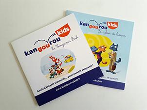 le kangourou book